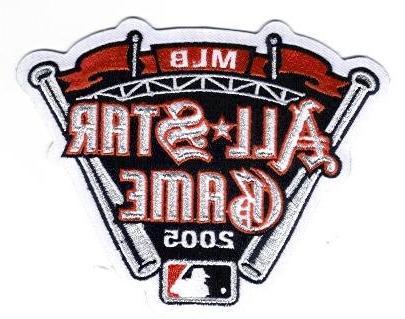 2005 mlb star game jersey