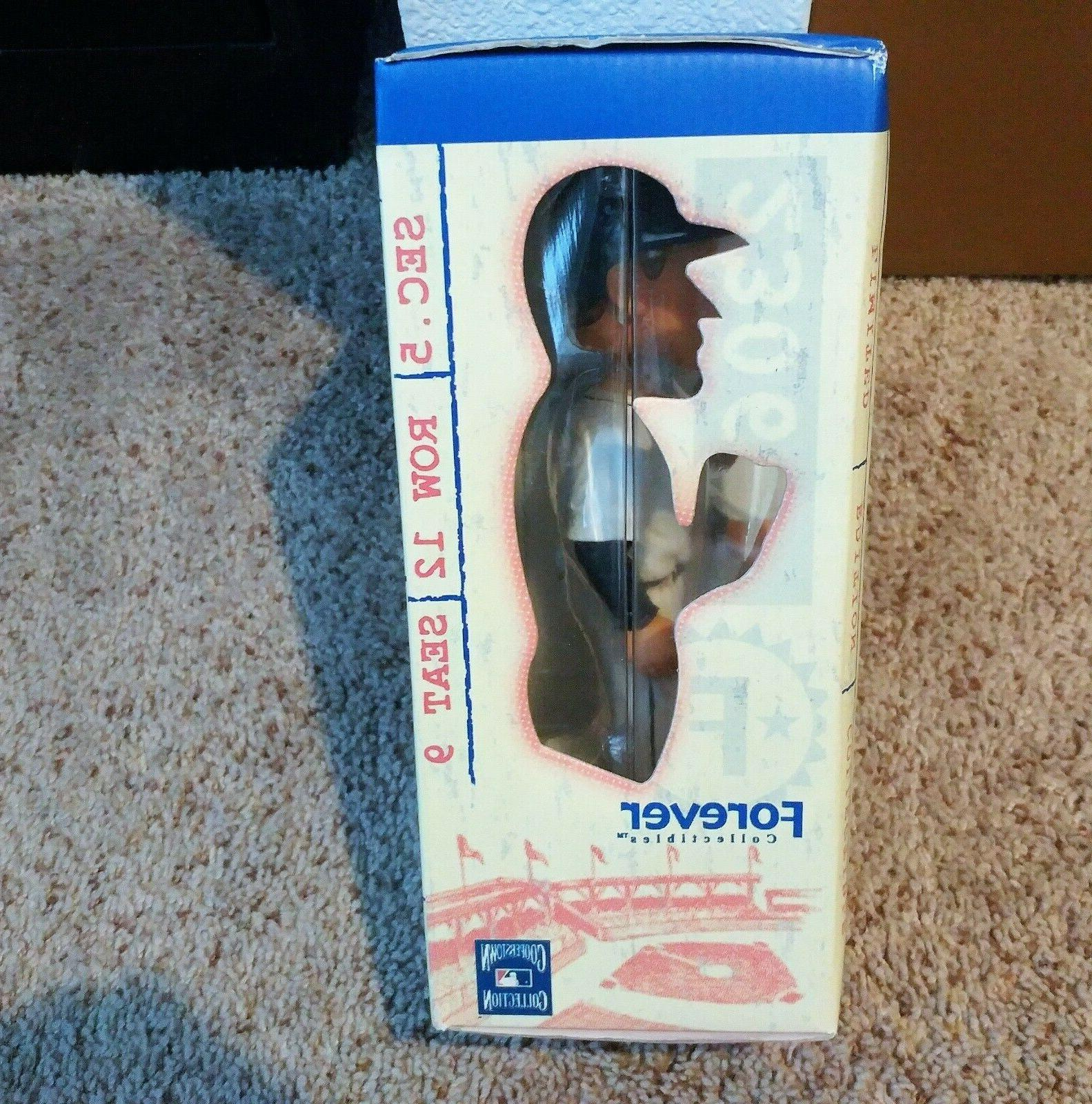 AL / TIGERS BOBBLE HEAD FOREVER COLLECTIBLES