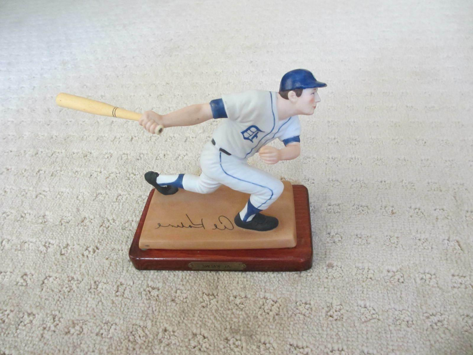 al kaline sports impressions limited edition figurine