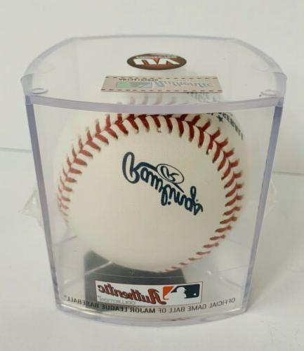 Detroit Tigers Series Anniversary Baseball NEW IN