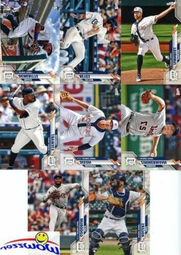 Detroit 2020 Topps Limited Team Cabrera ++
