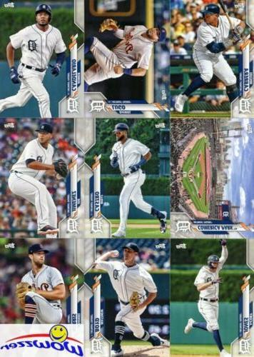Detroit Tigers Limited Edition Card Team Set - Cabrera ++