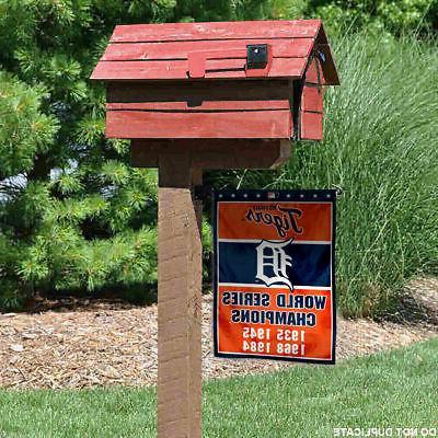 Detroit Champions Garden Yard Banner