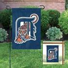 Detroit Tigers Applique and Embroidered Mini Garden/Window F