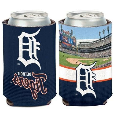 detroit tigers can cooler coozie stadium