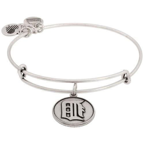 detroit tigers cap logo charm rafaelian silver