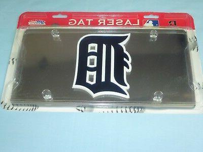 detroit tigers laser tag durable acryllic mirror