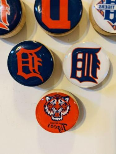 Detroit Tigers Magnets Set of 11 - FREE