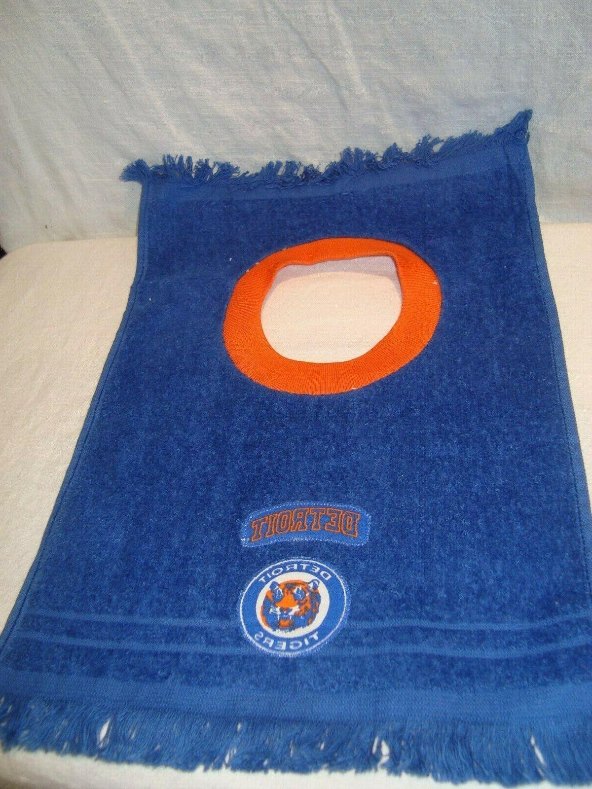 Detroit Baseball Handmade/Tea Towel Children's/Baby NEW