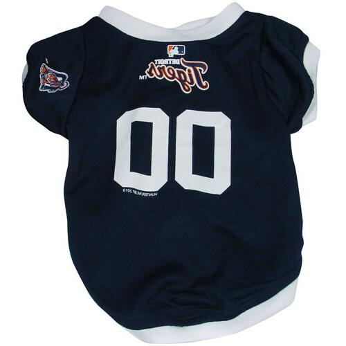 detroit tigers mlb dog pet jerseys all