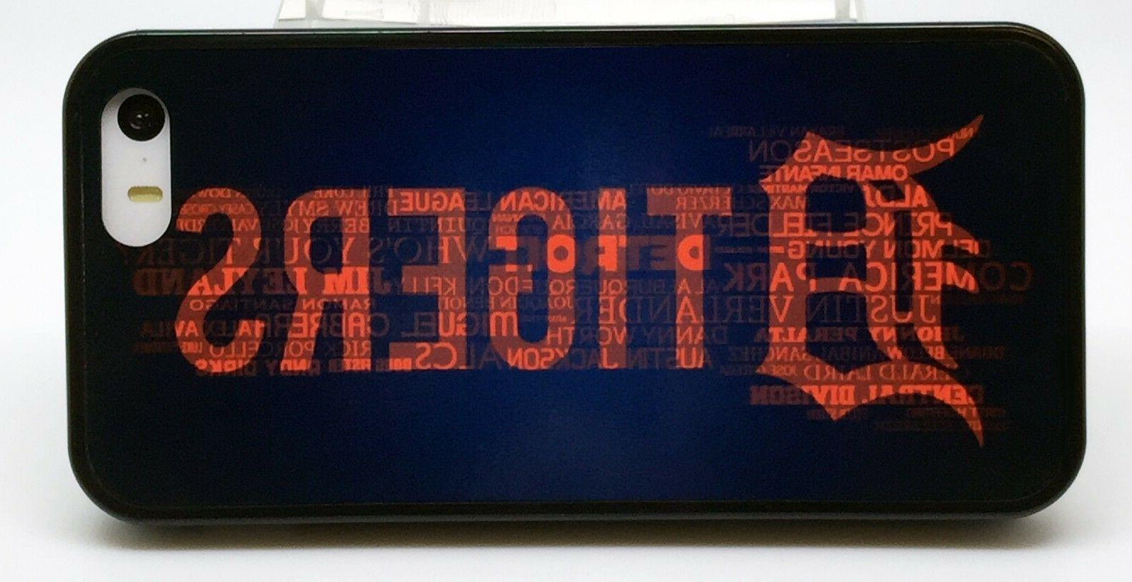 detroit tigers mlb phone case cover