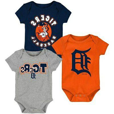 detroit tigers newborn and infant everyday fan