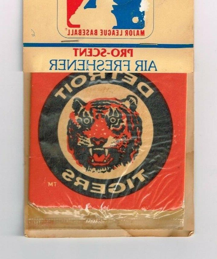 detroit tigers old logo air freshener