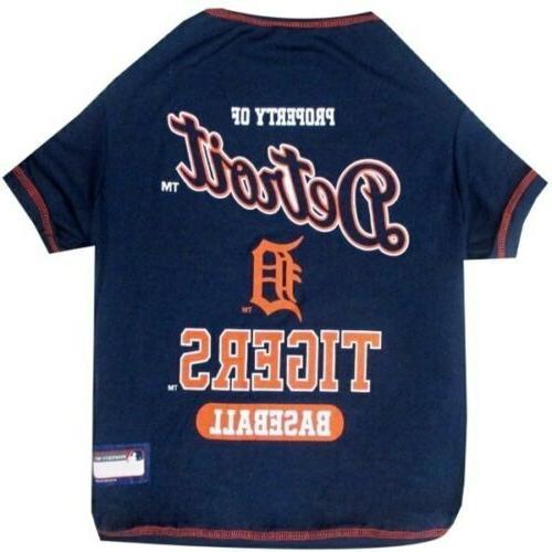 detroit tigers pet t shirt pftig4014 0001
