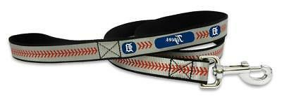 detroit tigers reflective dog leash small new
