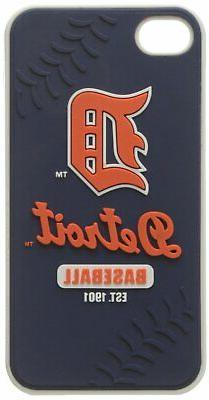 Detroit Tigers Retro Hard Ai4 Case