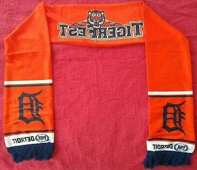 Detroit Tigers Scarf!
