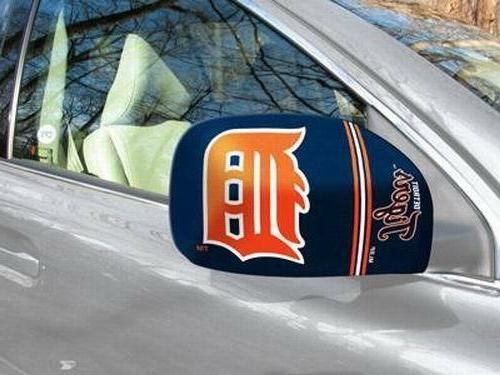 licensed mlb detroit tigers car mirror covers
