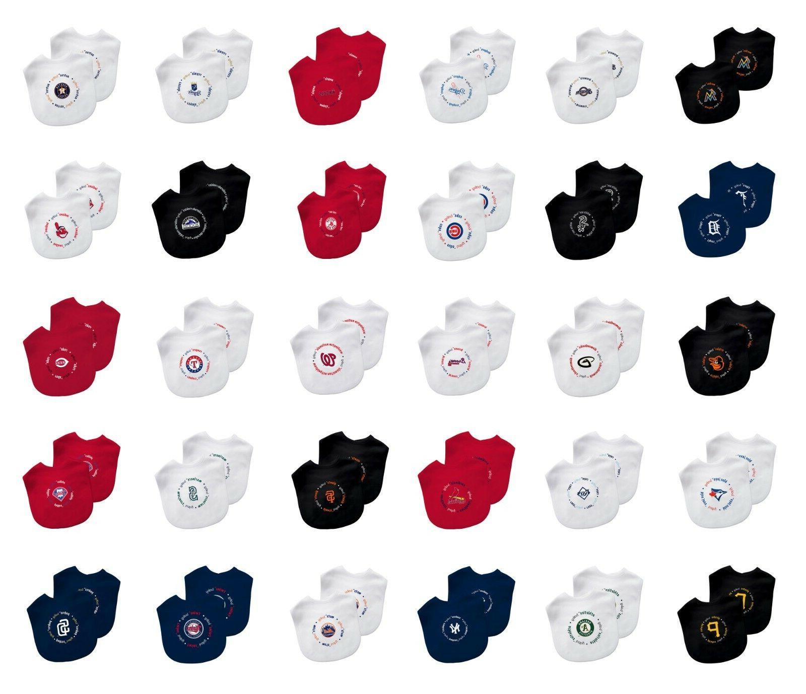 mlb bibs 2 pack college baseball team