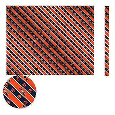 mlb unisex 2014 team wrapping paper detroit