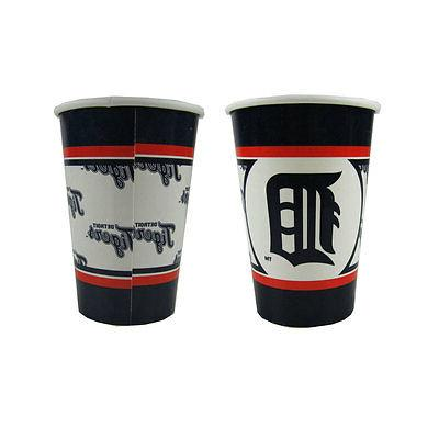 New MLB 40 Disposable Cups