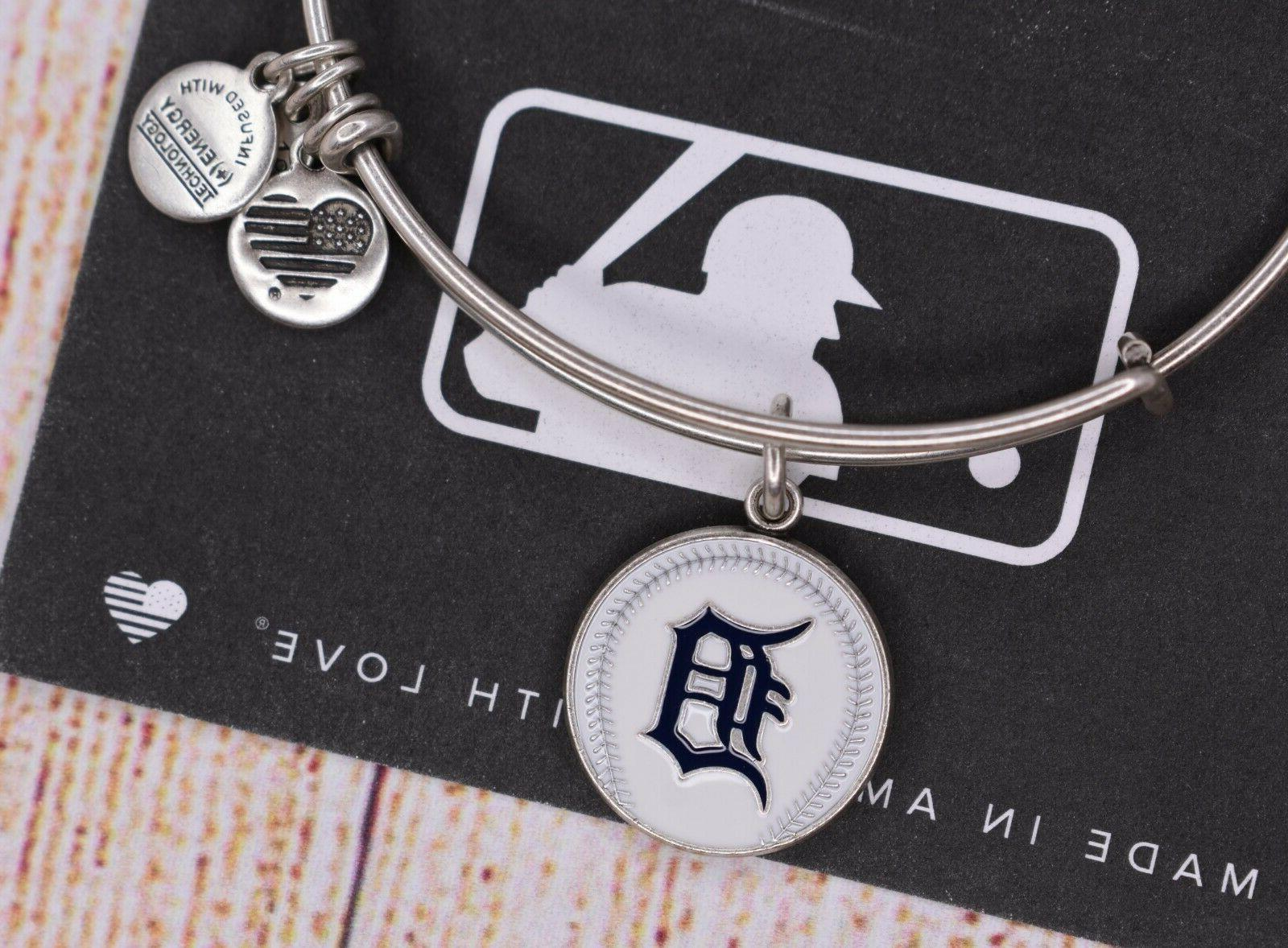NEW Ani Detroit Baseball Silver Card