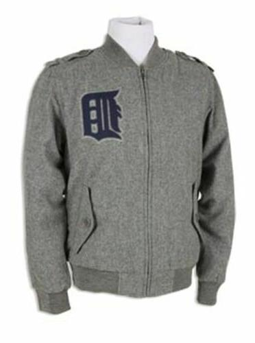 nwt mitchell and ness detroit tigers track