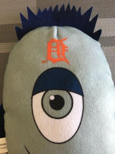 "NWT MLB Rallymen Major League Tigers Plush Minion 15"" Epic"