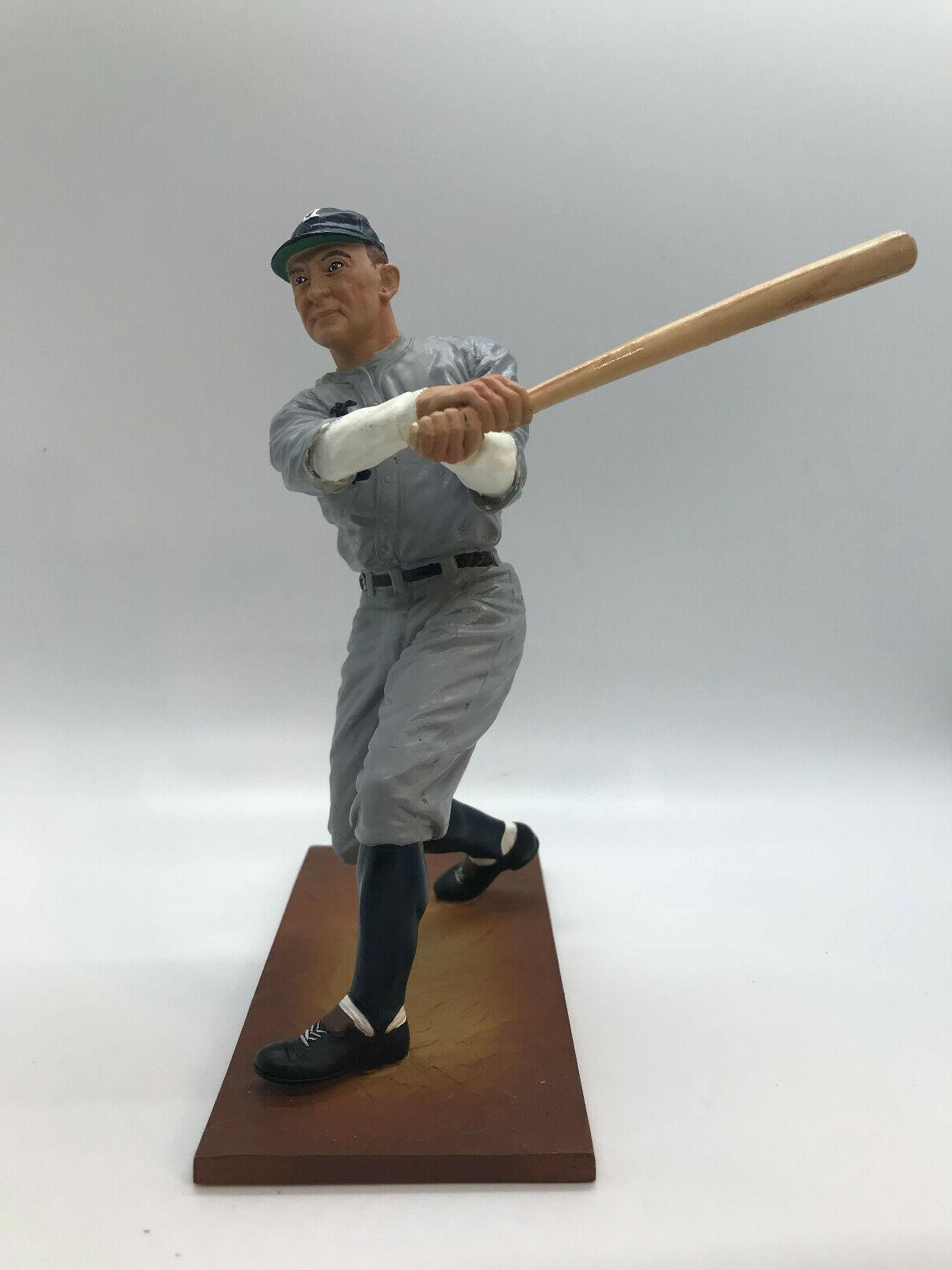 Salvino Prestige Series Cobb Tigers Figurine NIB