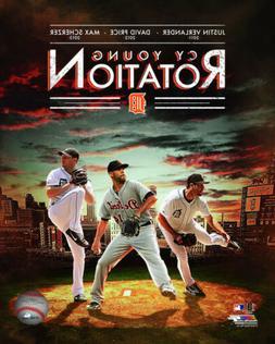 mlb baseball detroit tigers cy young rotation