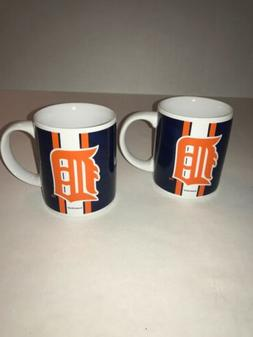 MLB Detroit Tigers 11oz. Coffee Mugs