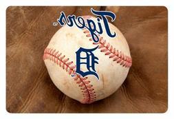 MLB Detroit Tigers Baseball Pet Mat