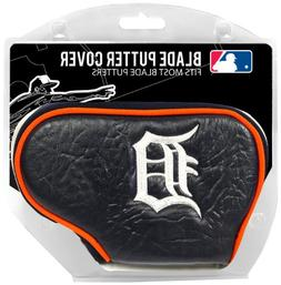 MLB Detroit Tigers Golf Blade Putter Cover