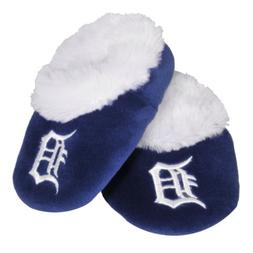MLB Detroit Tigers Baby Bootie Slippers