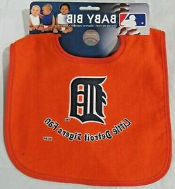 mlb detroit tigers infant baby bib all