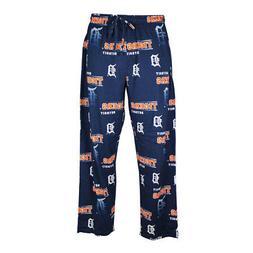 MLB Detroit Tigers Men's Knit Pajama Pants-X-Large