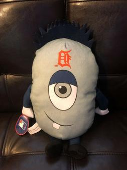 MLB Detroit Tigers Minion Plush Kelly Toy - New with Tags