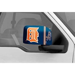 Fanmats MLB Detroit Tigers Mirror Cover, Large