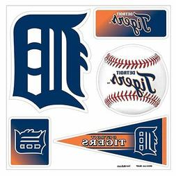 mlb detroit tigers ultraflip 3d magnet set