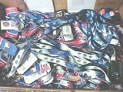 MLB LANYARDS  KEYCHAINS CHOOSE YOUR TEAM HEAVY DUTY