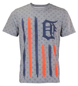 Forever Collectibles MLB Men's Detroit Tigers Big Logo Flag