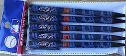 MLB Team Detroit Tigers -  Click Pens - Black Ink Official L