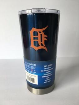 NEW Detroit Tigers Baseball Travel Tumbler - 20oz Ultra MLB