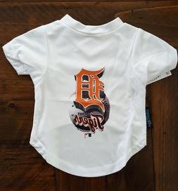 NEW DETROIT TIGERS DOG PET PERFORMANCE T-SHIRT TEE ALL SIZES