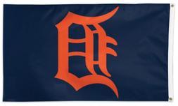 NEW Detroit Tigers MLB Baseball  Large 3x5 Flag Banner FREE