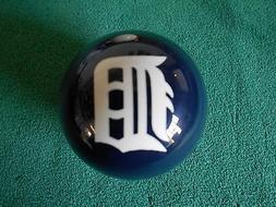 NEW! MLB Detroit Tigers Collector Blue Pool / Billiard Cue B