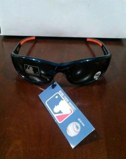 New MLB Detroit Tigers Dark Blue/Orange 3-Dot Sunglasses -PM