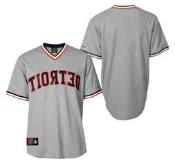NWT Detroit Tigers Majestic Big & Tall Cooperstown Men's Rep