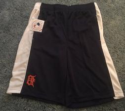 Nwt Mlb Team Apparel Detroit Tigers Boys Shorts. Size X-Larg