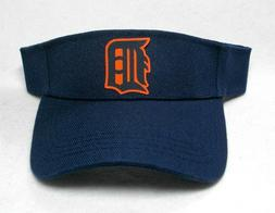 Read Listing! Detroit Tigers Handcrafted flat LOGO on Navy B